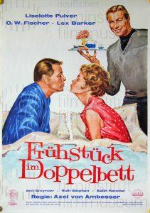 Filmplakat Frühstück im Doppelbett 01