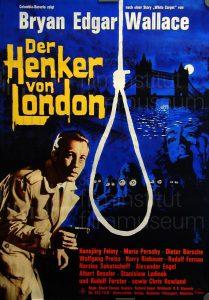 Filmplakat Der Henker von London