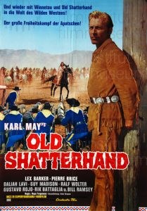 Filmplakat Old Shatterhand