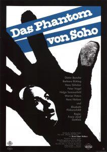 Filmplakat Das Phantom von Soho