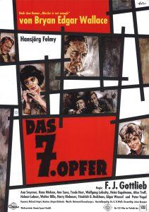 Filmplakat Das 7. Opfer 02