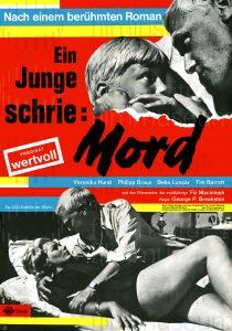 Filmplakat Ein Junge schrie: Mord 01