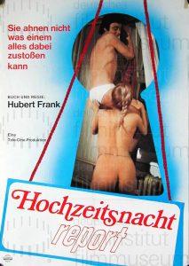 Filmplakat Hochzeitsnacht-Report