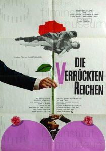 Filmplakat Die Verrückten Reichen