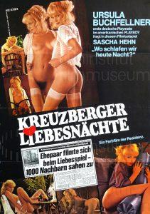 Filmplakat Kreuzberger Liebesnächte 01