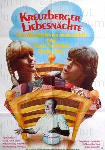 Filmplakat Kreuzberger Liebesnächte 02