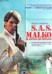 Filmplakat S.A.S. Malko
